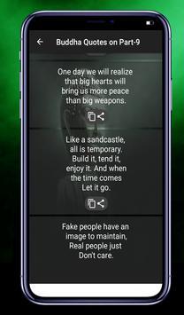 Buddha Quotes - Status in English screenshot 4