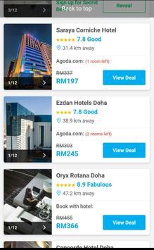 Cheap Hotel And Flights Booking screenshot 3