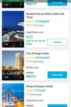 Cheap Hotel And Flights Booking screenshot 1