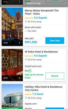 Cheap Hotel And Flights Booking screenshot 2