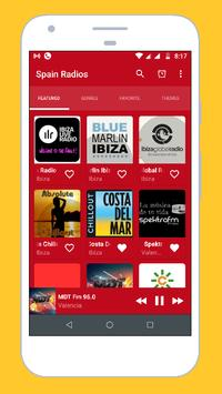 Radio FM Spain – Spain Radio screenshot 1