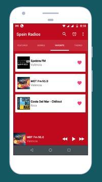 Radio FM Spain – Spain Radio screenshot 4