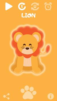 Baby Smart Night Light: Lullaby & Relax for Babies poster
