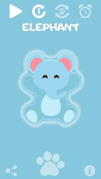 Baby Smart Night Light: Lullaby & Relax for Babies screenshot 1