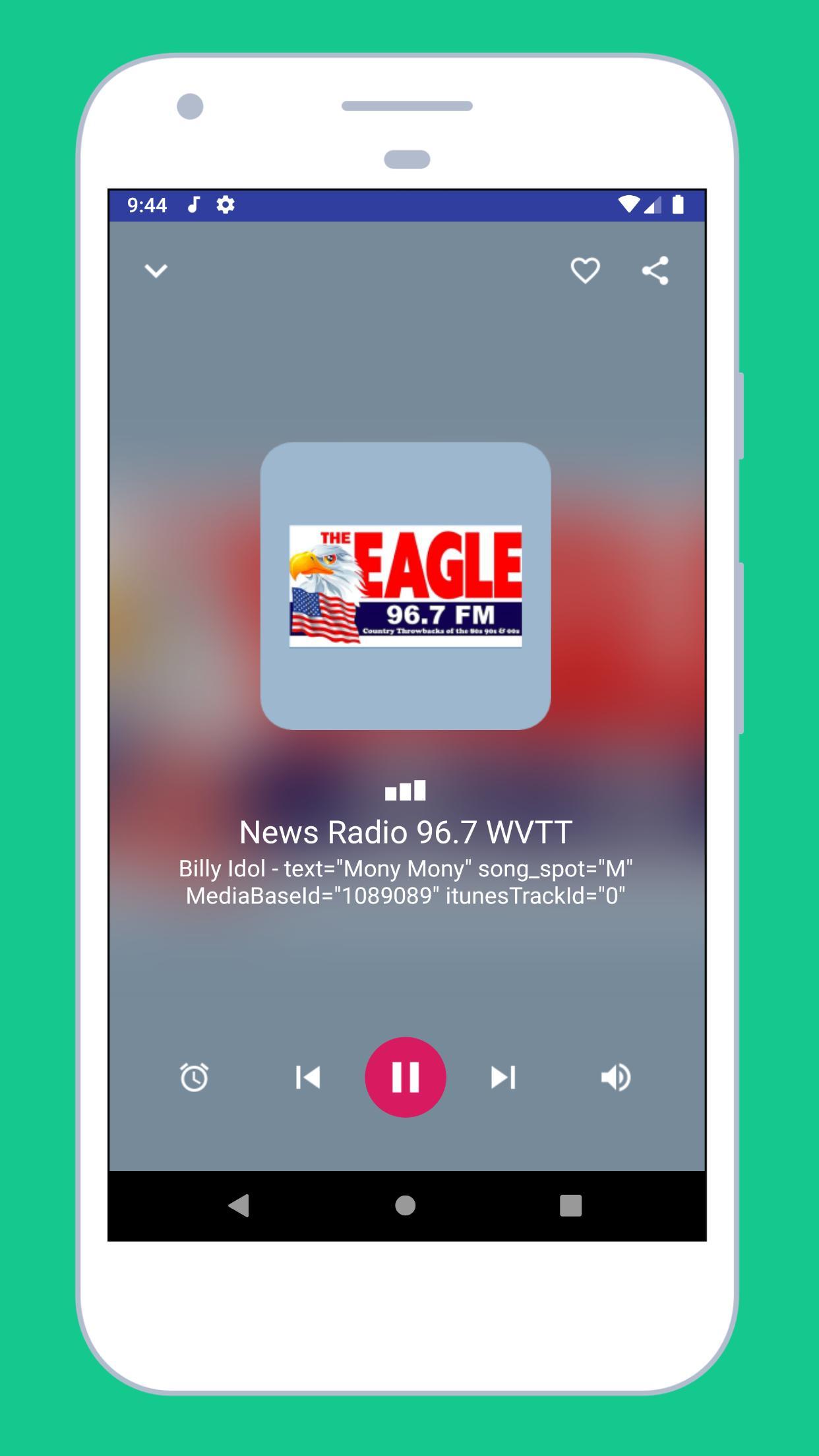 Radio USA FM - Radio USA App: American Radio Live for Android - APK