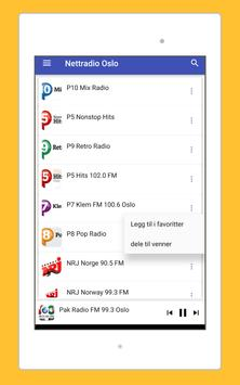Radio Norway - DAB Radio Norway + Radio FM Norway screenshot 11