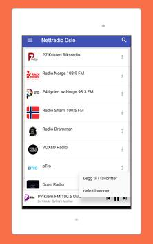 Radio Norway - DAB Radio Norway + Radio FM Norway screenshot 12