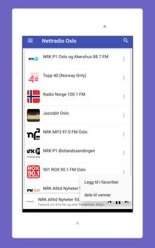 Radio Norway - DAB Radio Norway + Radio FM Norway screenshot 14