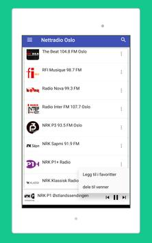Radio Norway - DAB Radio Norway + Radio FM Norway screenshot 15