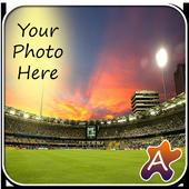 Sports Ground Photo Frames icon