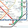 Metro Map: Istanbul (Offline) иконка