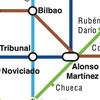 Madrid Metro Map (Offline) アイコン