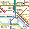 Metro Map: Paris (Offline) アイコン
