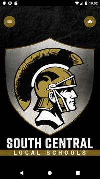 South Central Local Trojans poster