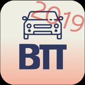 Pass BTT icon