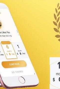 ~GoldTindr~ match Tips screenshot 1