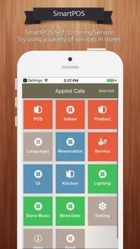 SmartPOS Smartphone - Self Ordering screenshot 1