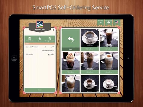 SmartPOS Smartphone - Self Ordering screenshot 2