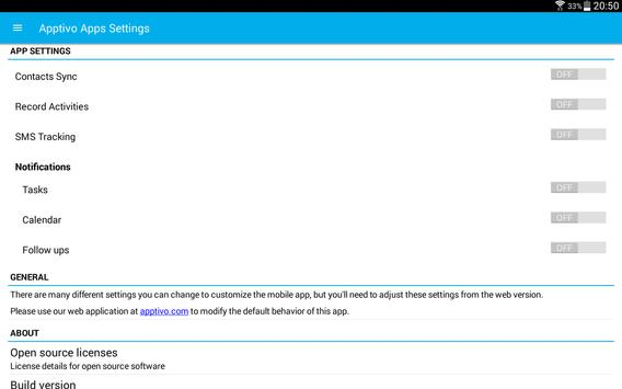 Apptivo screenshot 13