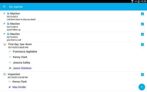 Apptivo screenshot 8