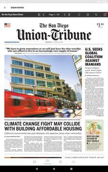 4 Schermata San Diego Union-Tribune