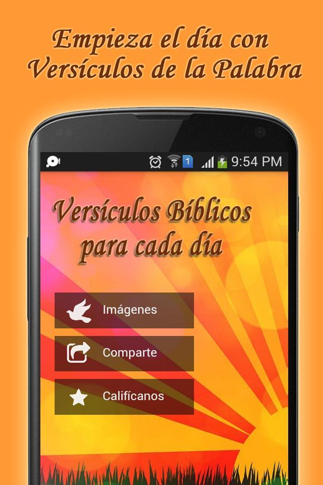 Versículo Del Día Con Imágenes Y Frases Bíblicas For Android