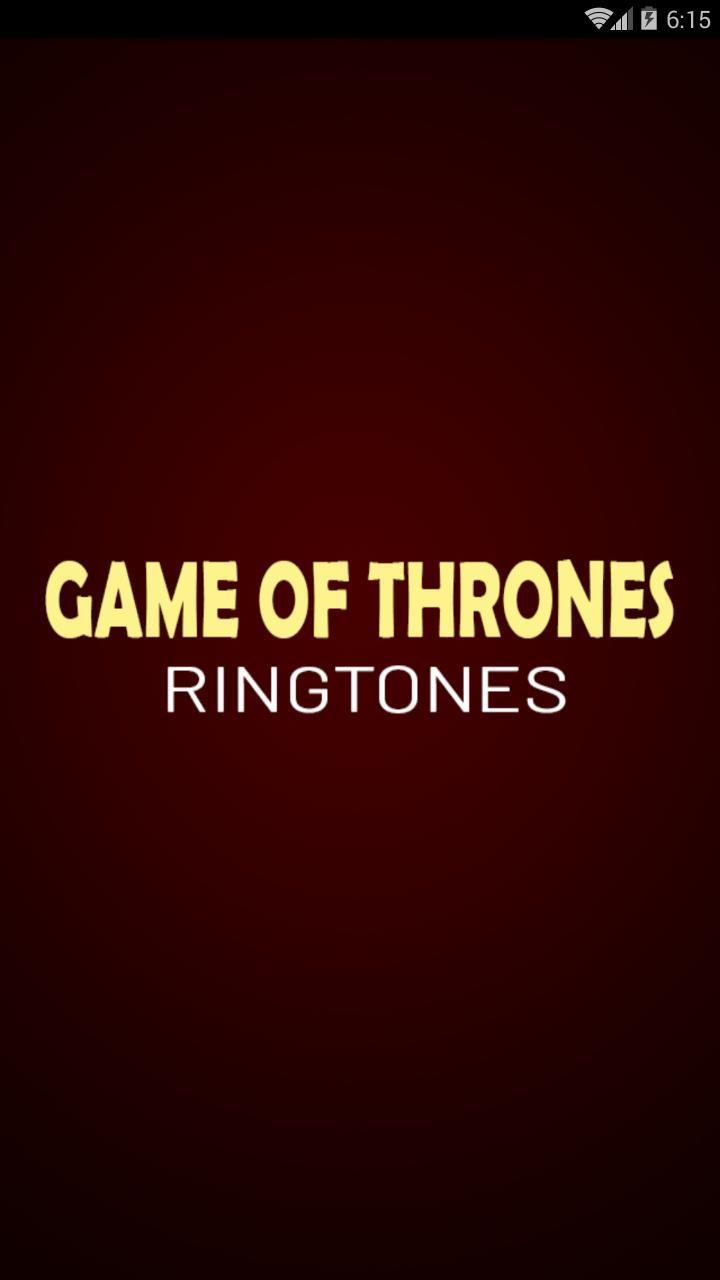 Game of thrones ringtone android free download | peatix.