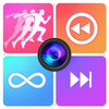 Video Editor – Fast, slow, reverse, boomerang 아이콘