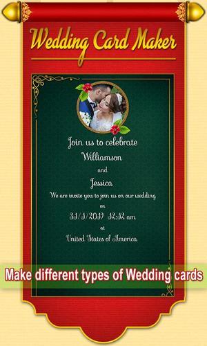 Wedding Invitation Card Maker Apk 1 0 2 Latest Version For