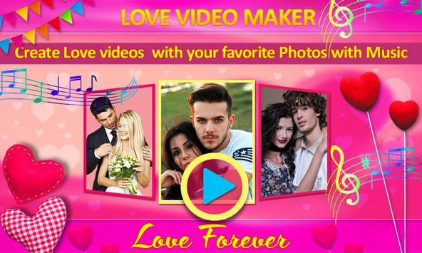 Love Video Maker with Music screenshot 14