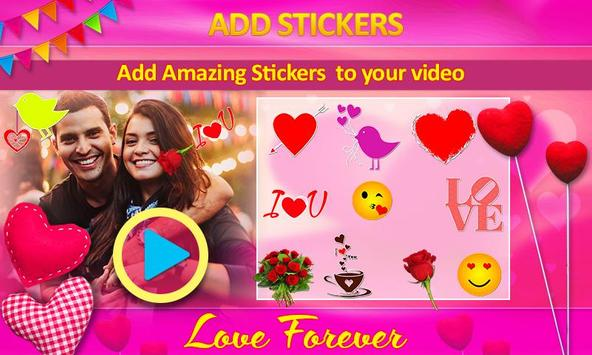 Love Video Maker with Music screenshot 18