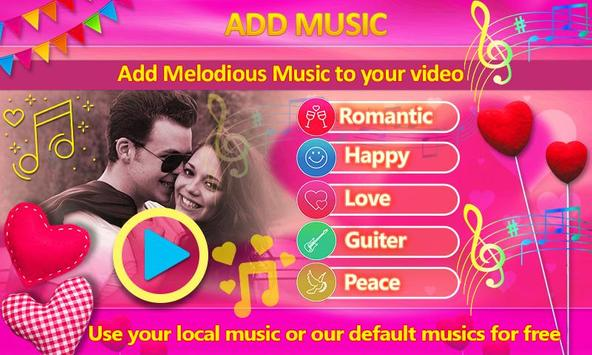 Love Video Maker with Music screenshot 10
