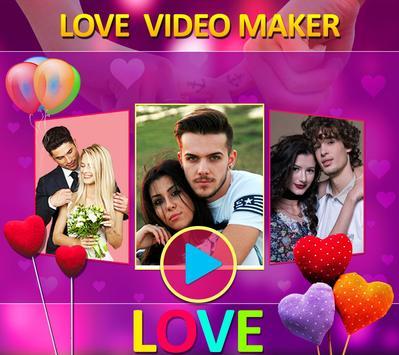 Love Video Maker with Music screenshot 13