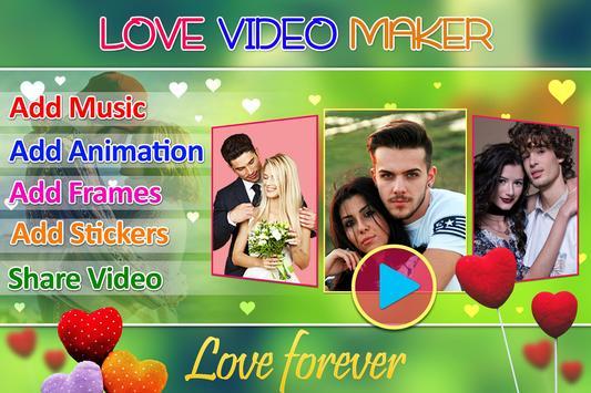 Love Video Maker with Music screenshot 6