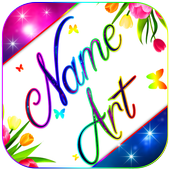 Name Art Photo Editor