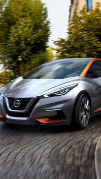 Wallpaper Car Nissan HD screenshot 6