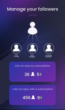 Likulator - Followers & Likes Analyzer 2021 تصوير الشاشة 3