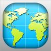 World Map 2020 icon