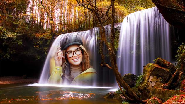 Waterfall Photo Editor : Waterfall Photo frame screenshot 7