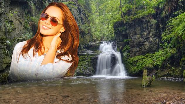 Waterfall Photo Editor : Waterfall Photo frame screenshot 13