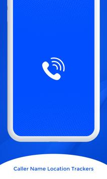 Caller ID Name & Location Tracker poster