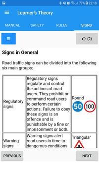 K53 RSA FREE - Online Exams, Chat and Social Media screenshot 16