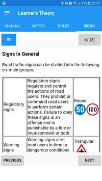 K53 RSA FREE - Online Exams, Chat and Social Media screenshot 2