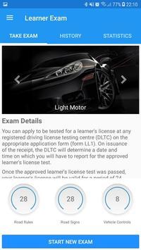 K53 RSA FREE - Online Exams, Chat and Social Media screenshot 3
