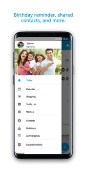 Family Shared Calendar: FamCal Ekran Görüntüsü 4