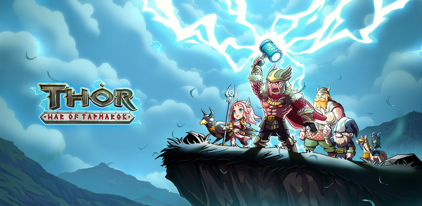 Thor : War of Tapnarok APK