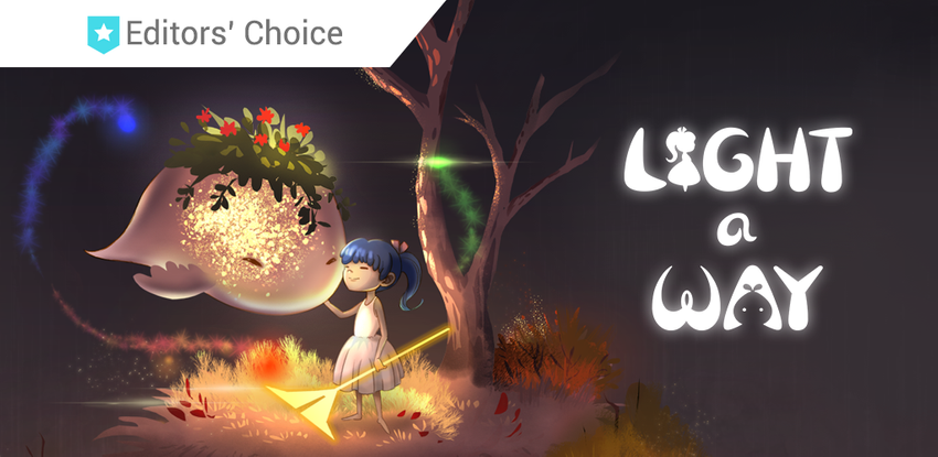 APK Light a Way : Tap Tap Fairytale