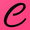 Ropa de mujer barata aplicación de compra en línea icono