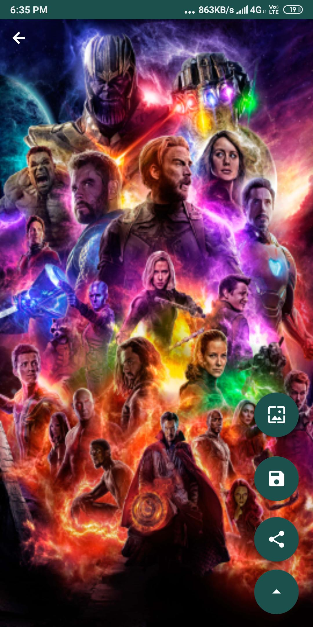Avengers Infinity War Hd Wallpapers For Android Apk Download