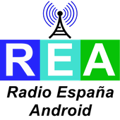 REA – Radio España Android icon